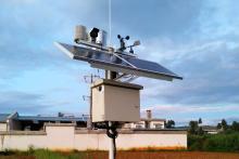 雨量传感器在农业气象站中的应用