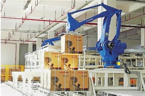 新能源智慧工厂应用案例