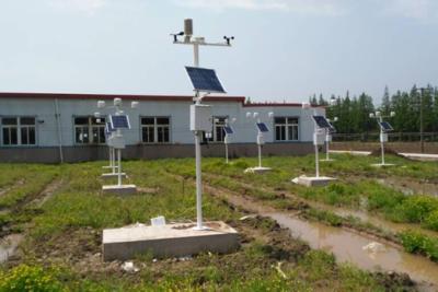 智慧农业综合监测系统