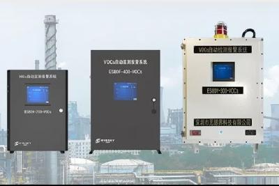 有机废气VOCs检测方案