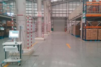 仓库物流管理信息系统