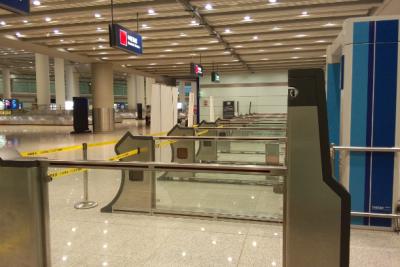 首都国际机场应用项目