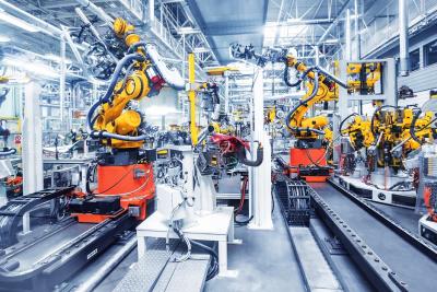 工厂设备故障预测及诊断系统