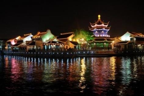 上海静安区景观灯控制项目