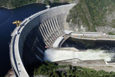 水电站下泄流量监测系统