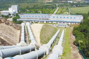 供水管网漏损监控系统