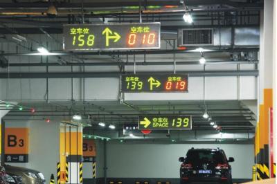 智慧停车系统解决方案