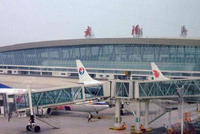 武汉天河机场车载定位项目