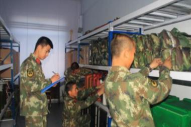 济南市公安局特警支队装备盘点项目