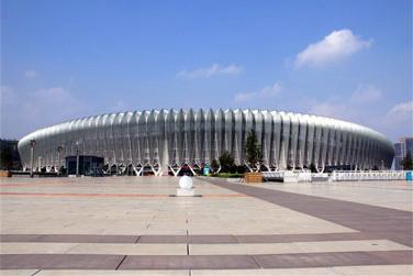 济南奥体中心案例