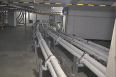 广州供电局220kV儒林变高压电缆监测工程