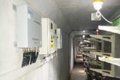 重庆市云竹电缆隧道综合监控项目