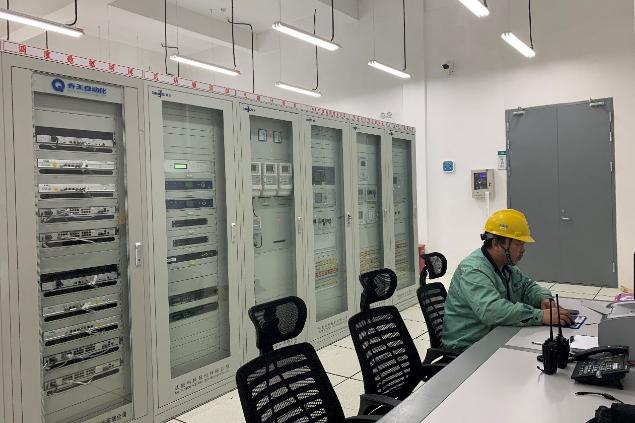 中天大洋口150MWp光伏110kV升压站项目