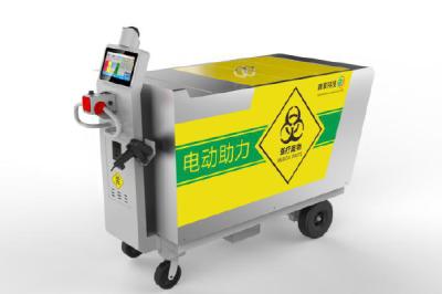 智慧医疗废弃物闭环监管系统