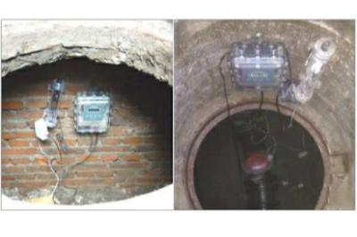 供水管网压力流量远程监测系统技术方案
