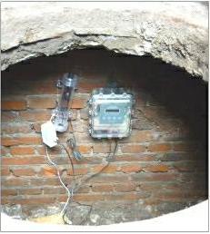 甘肃兰州新区管网压力监测系统